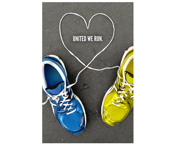 Boston Marathon Poster | Gray Creative