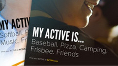 ACTIVE Network print ads