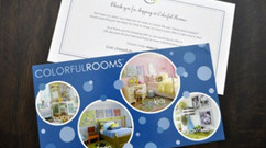 Colorfu lRooms Mailer