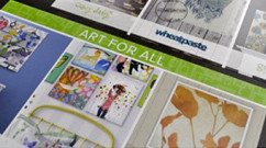 Greenbox postcards