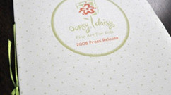 Oopsy Daisy Press Release