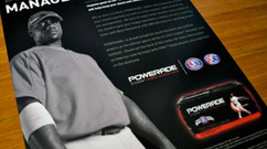 Powerade Sales Collateral