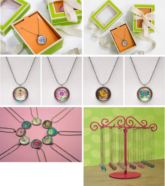 Product Dev Necklaces
