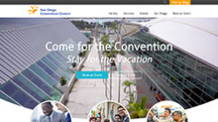 San Diego Convention Center Feature Image