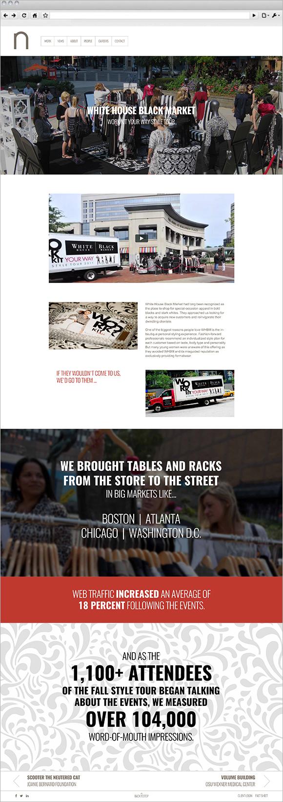 northlich.com case study white house black market